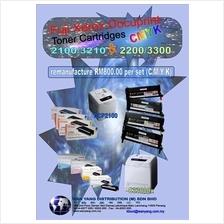 Fuji Xerox remanufacturing Colour Toner Cartridges 2100/3210/2200/3300
