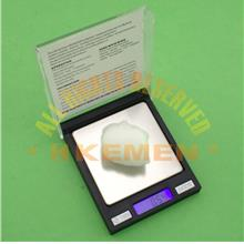 HIGH PRECISION DIGITAL SCALE 100g / 0.01g - MINI CD DESIGN