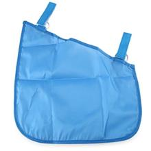 BABY STROLLER ORGANIZER DETACHABLE SLING BAG (BLUE)