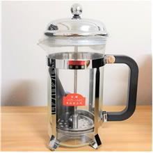Stainless Steel French Press Coffee Pot Tea Coffee Maker 350/600ML