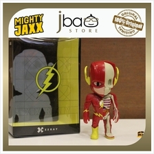 Mighty Jaxx Jason Freeny XXRAY Flash DC Comics Vinyl Art Figure Justic