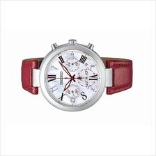 Seiko LUKIA Ladies Chronograph Watch SRW785P1 Limited Edition
