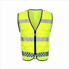 Safety Vest Reflective Strips (Polis Type)