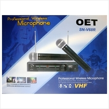 OET Professional Wireless Microphone SN-V68R