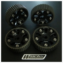 MITSUBISHI ETERNA 6A10/12/13 WORKS ENGINEERING Racing Cam Gear Pulley