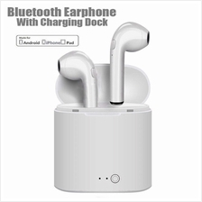 I7S TWS Earphones Wireless Earbuds Bluetooth Stereo Headset