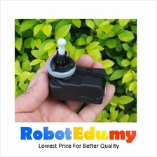 DC 12V Linear Servo Speed Reduction Motor For Car Lamp Adjustment