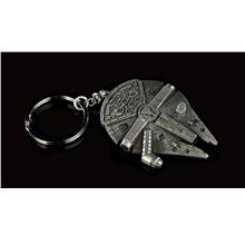 Star Wars Millennium Falcon Die-cast Key Chain