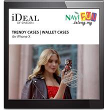 ★ Ideal of Sweden Trendy Mobile / Wallet cases Apple iPhone X