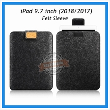 Felt Sleeve case for iPad 9.7 inch 2018 / 2017