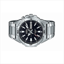Casio Men Day, Date Stainless Steel Watch MTP-E203D-1AVDF