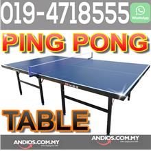 Ping Pong Table Tennis Indoor Game Fold Up Table Meja Bola Sukan