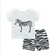 Zebra Kids Tops & Pants Set