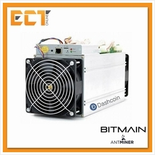 (Pre Order) ANTMINER D3 17GH/s ASIC Miner with Power Supply (Dashcoin)