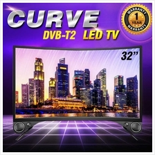 Phison 32 Curved LED TV with DVB-T2