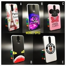 Huawei Nova 2i Soft TPU Cartoon Case ~ Minnie Paris Chanel