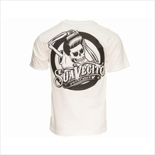 Suavecito Pomade Authentic OG White T-Shirt