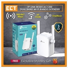 TP-Link RE305 AC1200 Dual-Band Wi-Fi Range Extender Wireless Booster