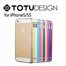 TOTUDESIGN Armor Iphone 5 5s SE Bumper Metal Aluminium Case Cover