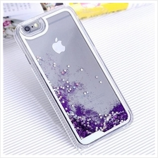 Liquid Glitter Stars Iphone 6 6s Plus Galaxy S5 Liquid Case Cover