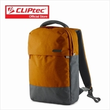 CLiPtec OMBRE 15.6' Notebook Backpack-CFP105 (Orange))