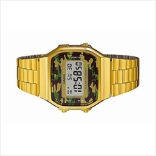 Casio Vintage Series Digital Watch A168WEGC-3DF