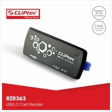 CLiPtec PUMALA USB 3.0 Card Reader RZR363)