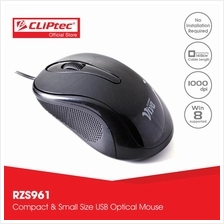 CLiPtec VIVA 1000dpi Optical Mouse RZS961)