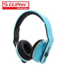 CLiPtec AIR-NEON Bluetooth 4.2 Wireless Stereo Headset PBH408)