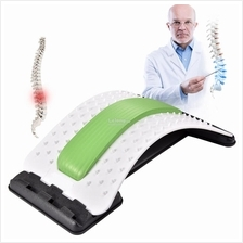 Spine Posture Corrector Acupressure Stretcher Pain Lumbar Traction