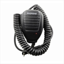 BAOFENG PTT Handsfree Microphone For KENWOOD Walkie Talkie