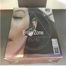 Brian Zone - WK Design BS-150 Bluetooth headsets (Black)