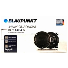 Blaupunkt BGX 1404 N 4 4-Way Quadaxial Speakers