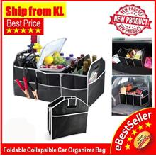 Foldable Car Boot Trunk Rear Bonnet Collapsible Organizer Carry Bag
