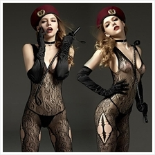7083 RIMES SEXY BODY STOCKING CATSUIT Sexy Lingerie Cosplay