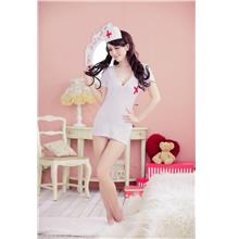 A172 SEXY NURSE SUIT UNIFORM COSPLAY SET Sexy Lingerie