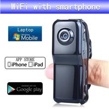Wifi DVR Camera for IOS and Android Smartphone (WIP-07) ★