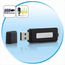 8GB USB Flash Drive Spy Audio Voice Recorder (PVR-04) ★