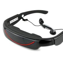 4GB Portable Video Glasses with AV Function (WSG-06B) ★