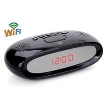 HD 1080P WIFI Clock Camera P2P for iPhone/Android/PC (WIP-24) ★