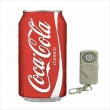 COKE Hidden Audio/Video Recorder Camera (DVR-03) ★