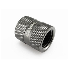 # XSPC G1/4″ Female to Female Rotary Fitting # 2 Colors