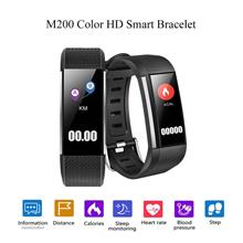 M200 Heart Rate Monitor Blood Pressure Color Screen Bluetooth Smartban