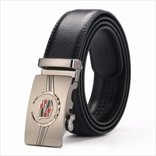 DOULILU Men Leather Automatic Buckle Waist Belt Tali Pinggang 260