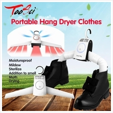 Portable Hang Dryer Clothes Traveling Dryer Shoes Dryer Available