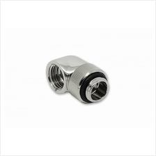 # EKWB EK-AF Angled 90° G1/4 Nickel Adapter Fitting #