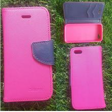 IPhone  4 4s / iphone  5 5s  Mercury flip cover with pocket