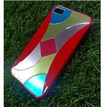 modern art iphone 4 4s snap cover case