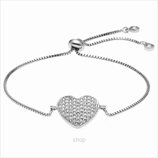 Kelvin Gems Luna Adore Adjustable Chain Bracelet)