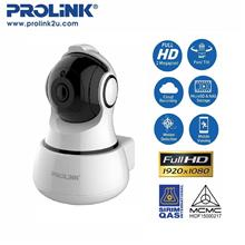 PROLiNK 1080P Full-HD Wireless IPCAM Pan-Tilt Night Vision PIC3001WP)